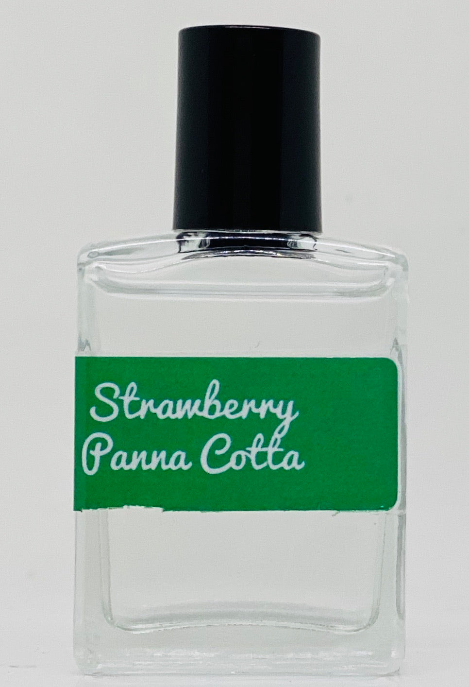Strawberry Panna Cotta Handmade Eau de Parfum Spray