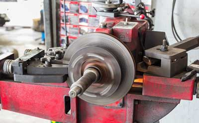 A Clean Brake Lathe is a Happy (and Profitable) Brake Lathe