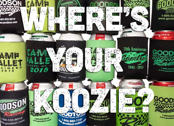 Where's Your Koozie?
