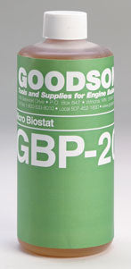 Goodson MicroBiostat helps keep coolant odors down