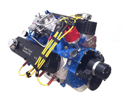 Godoson - Ford 302 Engine To Help With Memorial | Goodson Tools