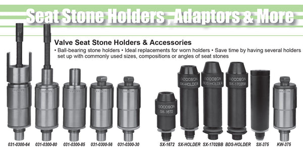 Goodson assortment of Stone Holders