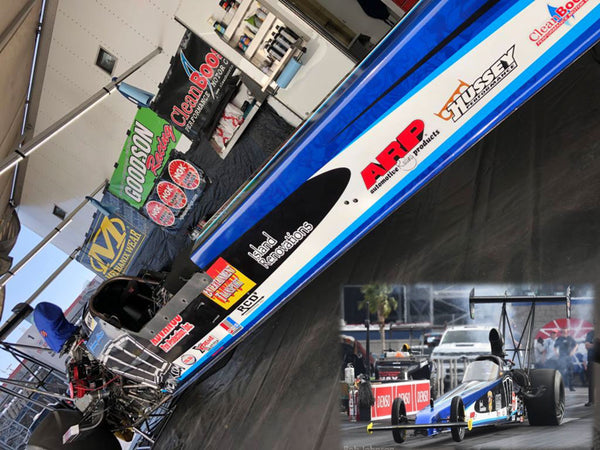 Ahten Racing Top Alcohol Dragster