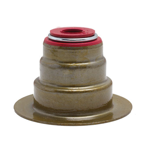 Solid Viton Seals with Metal Jacket & Integral Spring Base