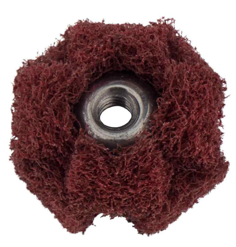 Cross Buff® 2-Ply Abrasives in Several Sizes & Grits