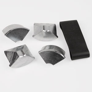 "CBT-8M : 2.250"" Max. Dia. Replacement Segments with Sleeve"