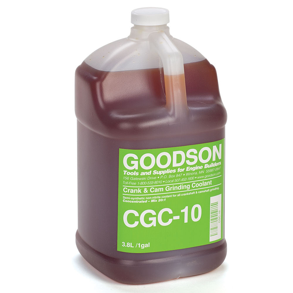 Goodson Crankshaft Grinding Coolant - 1 Gallon