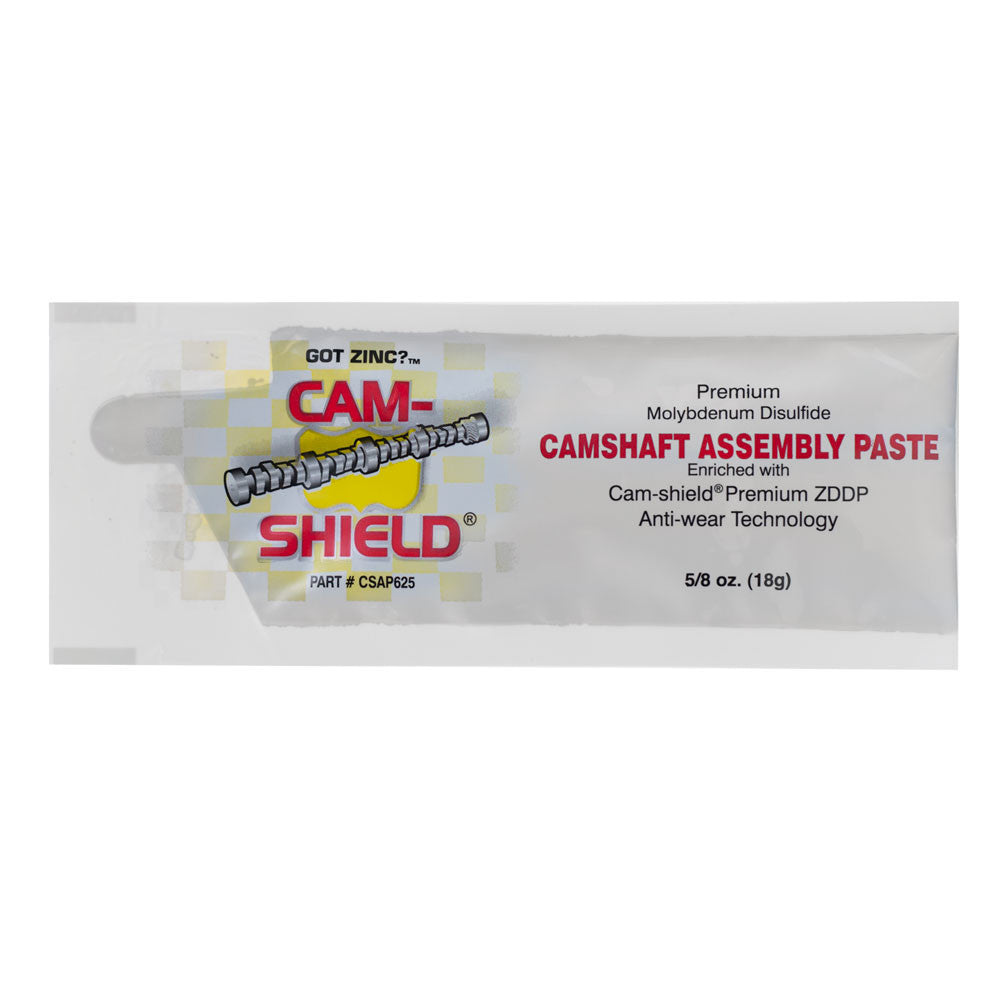 5/8 oz. Cam-Shield Camshaft Assembly Paste Packet