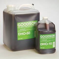DHO-8 : DHO-10 : DHO-50 : Hyper-Finish Diamond Honing Oil : GOODSON