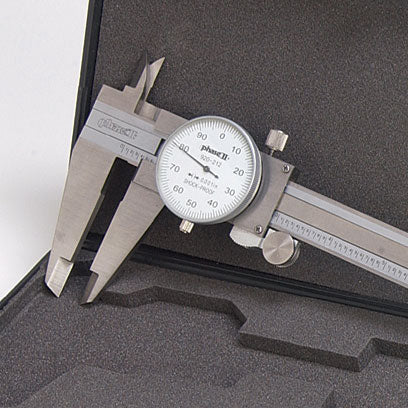 "EDC-12 : 12"" Direct Reading Dial Caliper"