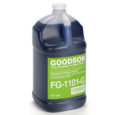 Flywheel Grinder Coolant, 1 or 5 Gallons