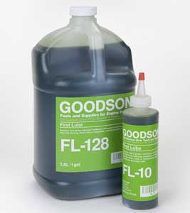 FL-10 : FL-128 : First Lube : GOODSON