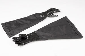 "GB-770-G : Glass Bead Gloves Pair for 10"" Port"