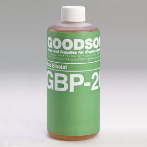 GBP-20 : Micro Biostat Treatment for Coolants