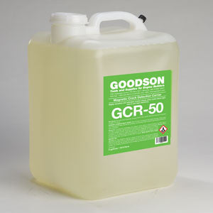 GCR-50 : Crack Detection Powder Oil Carrier : GOODSON