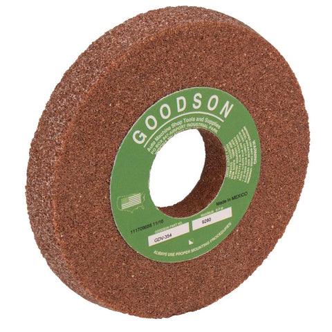 "GDV-354 : Brake Drum Grinding Wheel 3 1/2"" x 1/2"" x 1"""