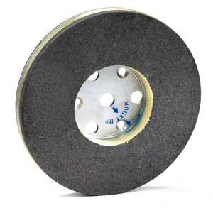 "GS-48 : 14"" x 1.5"" x 4"" 36 Grit Resurfacer Wheel"