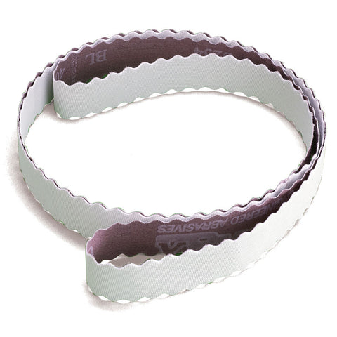Premium Scalloped Micro Polishing Belts