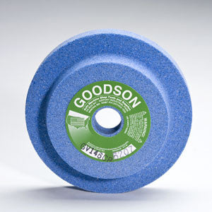 "GV-146-CB : 4"" x 1"" x 5/8"" Cool Blue Wheel"