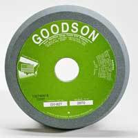 "GV-827 : 8""x1-1/4""x1-1/2"" Flared Silicon-Carbide Wheel : GOODSON"
