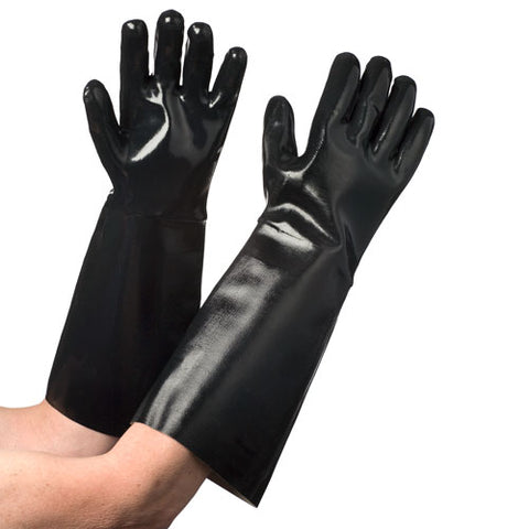 HTG-200E : Hot Tank Gloves-Elbow Length