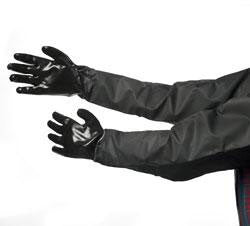 HTG-200L : Hot Tank Gloves-Shoulder Length
