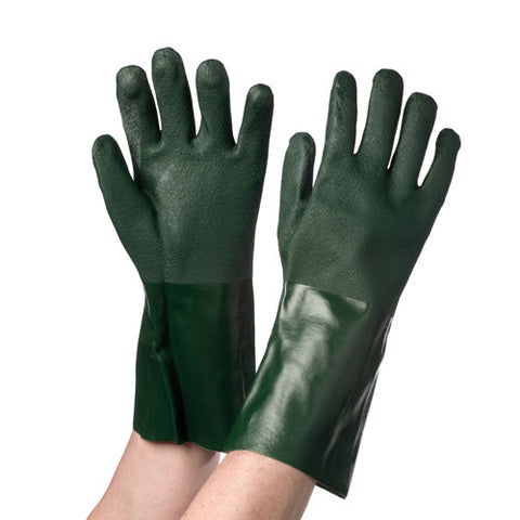 HTG-200 : Hot Tank Gloves - Gauntlet Length
