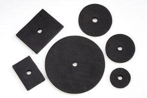 FOAM-KIT : 6 Pc. Replacement Foam Set for Vacuum Plates