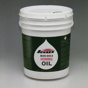 MAN-845 : Sunnen Mineral Based Honing Oil - 5 Gallons