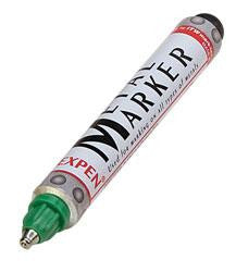 MM-060 : Green Metal Marker