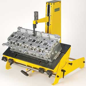 PSB-5000 : Pneumatic Valve Spring Press