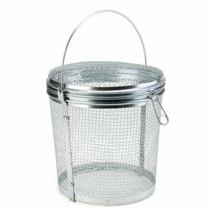 PWB-15 : Single Basket w/Lid and Clip