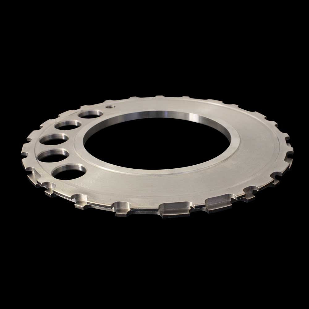 Callies 24 Tooth Billet Steel Reluctor Ring from Goodson