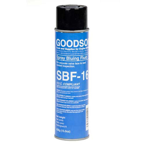 SBF-16 : Spray Bluing Fluid