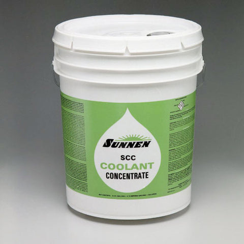 SCC-605 : Sunnen Water Based Honing Coolant Concentrate for Cast Iron