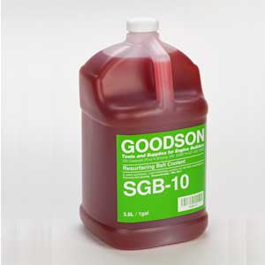 SGB-10 : SGB-50 : Resurfacer Belt Coolant