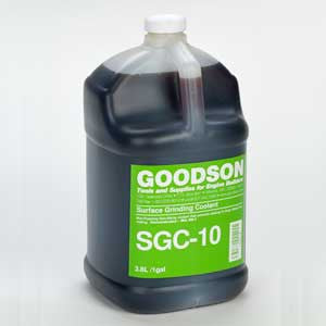 SGC-10 : SGC-50 Surface Grinding Coolant