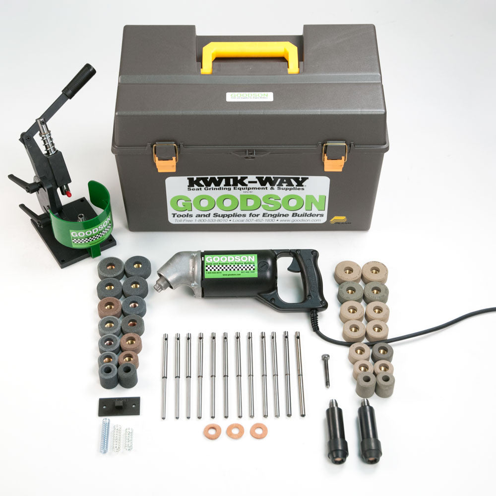 Sious-Style 220V Valve Seat Grinding Kit from Goodson