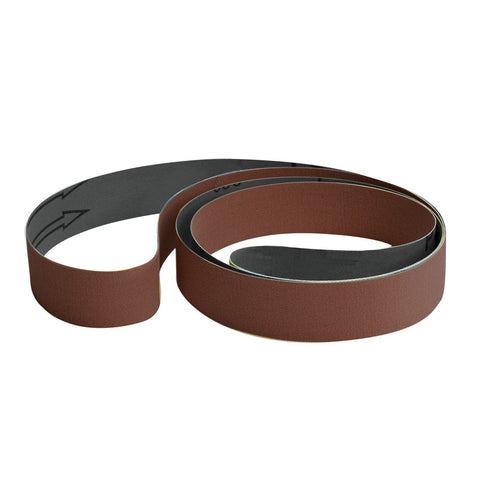 240 Grit Standard Polishing Belts with Straight Edges