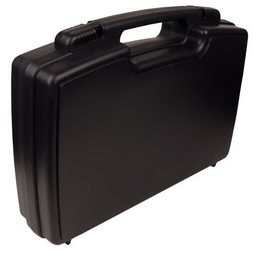TRADE-MCB | Black Plastic Storage Case with Foam Liner from Goodson