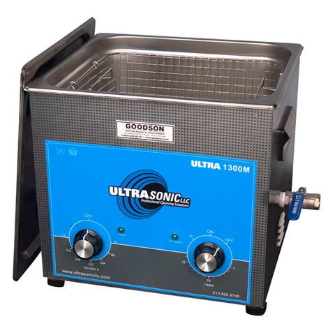 3.6 Gallon Ultrasonic Table Top Cleaner