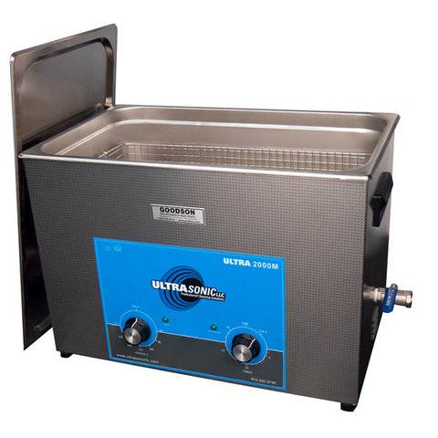5.2 Gallon Ultrasonic Table Top Cleaner