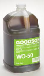 WO-50 : Way Oil -1 Gallon