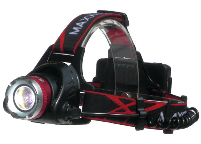 Maxxeon WorkStar 630 Rechargeable LED Head Lamp