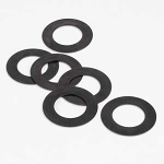 "A-104 : B-104 : 1.00"" OD, .765"" ID, Valve Spring Booster Shims (100)"