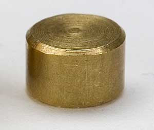 GT-3141 : GT-3142 : GT-9836 : Brass Wear Inserts for Ammco Brake Lathes
