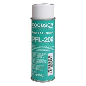 PFL-200 : GOODSON Press Fit Lube Aerosol