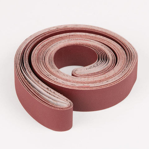 600 Grit Premium J-Weight Crankshaft Polishing Belts