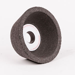 "U34385 : 6"" Flared Silicon-Carbide Flywheel Grinding Stone"