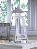Summit Gray Large Lantern